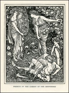 Henry Justice Ford 'Tales of Troy and Greece' (1910)