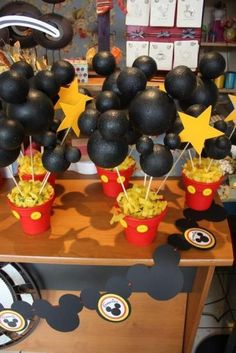 """Photo 1 of 25: Mickey Mouse / Birthday """"Mickey Party"""" 