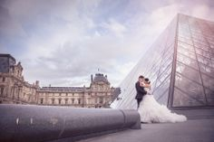Paris wedding Photo: www.eskuvo-fotos.com