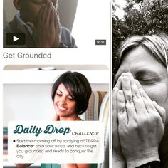 #Grounded blend is one of my all time favorites! When I am #overwhelmed and have to many things on my mind I like to massage 2drops on my ears. There are many #acupressure points that help stimulate your #nervous system and vascular system to help your #body to receive the oil and signal the body to #calm or open up the areas that need #help. We all can tap into our innate #healing potential. With some tools from #nature and our #willingness to use them we can help our #lives #prosper…