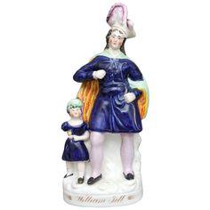 Thomas Smith, William Tell, Glass Ceramic, Modern Ceramics, Fleas, 19th Century, Disney Characters, Fictional Characters, Scene