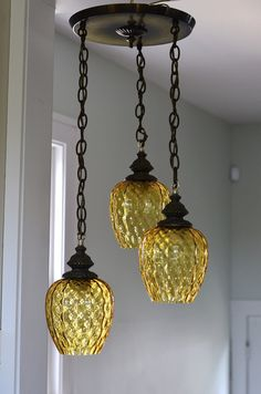 Hey, I found this really awesome Etsy listing at https://www.etsy.com/listing/210425238/70s-swag-lighting-vintage-hanging