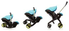 Doona Baby Car Seat Stroller Makes Traveling With Babies A Breeze -  #babies #design #gear #parents