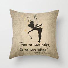 Tinkerbell For To Have Faith J.M. Barrie Peter by ShayItWithLove
