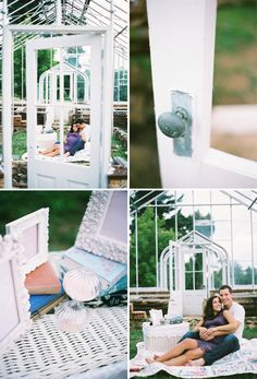 Greenhouse Maternity Session - On to Baby