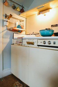 Avery's Small & Soulful Pickling Wonderland Kitchen Tour   The Kitchn