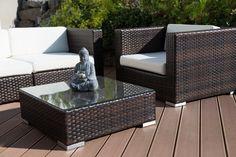 Schaffen Sie ihre chill-out-Lounge im eigen Garten