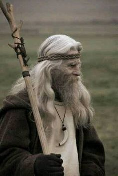 Druid #wicca #pagan