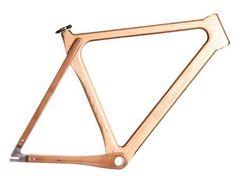 Image result for wood bike frame