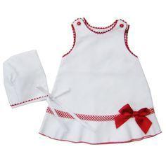 calçoes menina com moldes ile ilgili görsel sonucu Baby Girl Christmas Dresses, Little Dresses, Little Girl Dresses, Kids Frocks, Frocks For Girls, Baby Dress Patterns, Baby Sewing, Toddler Dress, Kids Outfits