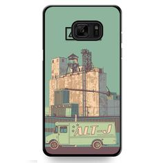 ALT-J Album Cover TATUM-664 Samsung Phonecase Cover For Samsung Galaxy Note 7