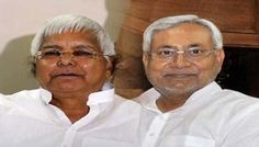 Lalu, Nitish join hands to fight BJP