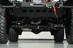2014 Jeep Wrangler Unlimited in Porsche GT Silver Kevlar Exterior: Custom Lift Kit