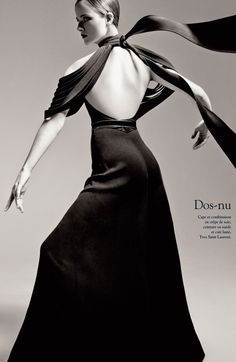 Revue de Saison| Sara Blomqvist & Anna de Rijk by Jean-Francois Campos for L'Express Styles March 2011