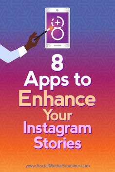 8 Apps to Enhance Yo