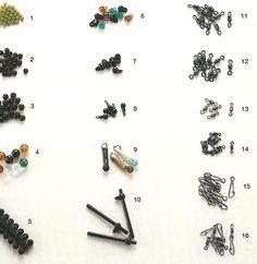 Wie man #Wirbel, Anti-Tangles und #Beads zum #Angeln einsetzt.  In gut sortierten Angelgeschäften steht man nicht selten vor einer Fülle an Wirbel, Anti-Tangles und Beads und geheimnisvollen Dingen aus Kunststoff.  http://www.angelstunde.de/wirbel-anti-tangles-und-beads/