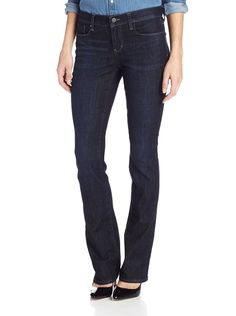 Wow. Sexy slim boot cuts. If you ain't ready for flares. DKNY Jeans Women's Ave B