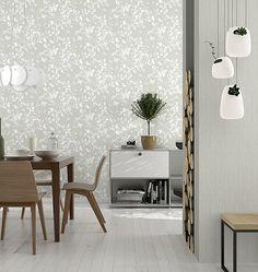 Tapete Fashion Wood Shops, Warm Grey, Oversized Mirror, Dining, Room, Inspiration, Furniture, Home Decor, Decor Ideas