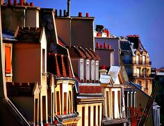 Paris Rooftops by Yellow Dog - Photo 1995653 - 500px