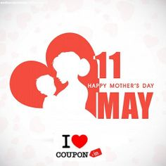 I Love Coupons India Team wishing Happy Mother's day to all super MOM's.