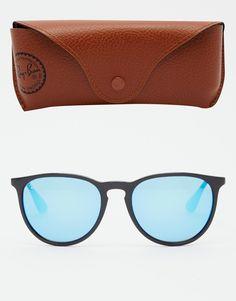 Image 2 ofRay-Ban Round Erika Sunglasses