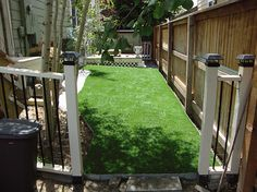 Denver and Colorado Springs, Colorado Artificial Turf, Sod, Xeriscape & Landscaping Ideas from Mile High Synthetic Turf - Artificial Grass in Denver Backyard