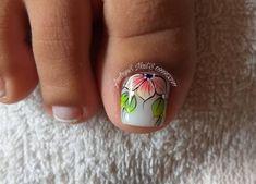 Toe Nail Art, Toe Nails, Acrylic Nails, Nail Nail, Magic Nails, Nail Art Designs, Ale, Instagram Posts, Beauty