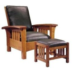 Shop for Stickley Bow Arm Morris Chair, and other Living Room Chairs at Paul Schatz Furniture in Tigard & Eugene, OR. Arts And Crafts Furniture, Fine Furniture, Quality Furniture, Furniture Plans, Wood Furniture, Furniture Design, Furniture Mattress, Antique Furniture, Outdoor Furniture