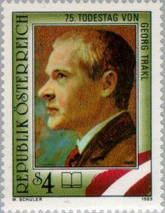 Georg Trakl (1887-1914) poet