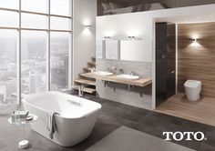 Every detail matters when you're traveling. We create the perfect bathroom experience in hotels by understanding a hotel's brand, architecture and location.