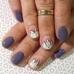 @nailsbymii #MiMi #gelnail #nailart #vanityprojects  (at Vanity Projects)