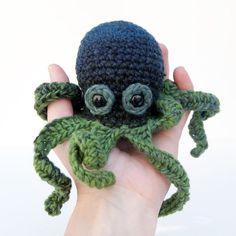 Instant Download Crochet Pattern Amigurumi by theitsybitsyspider
