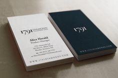 Business card design & print management