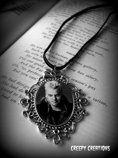 David from LOST BOYS cameo Necklace by Flamethrowerluv13 on Etsy, $11.99 Lost Boys, Cameo Necklace, Evie, Diamond Are A Girls Best Friend, Noodles, Vampires, Movie Stars, Fun Stuff, Pasta Noodles