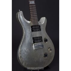 Fame - Forum III SD Chrome Aged SH4 + SH2 Pickups : Electric Guitars