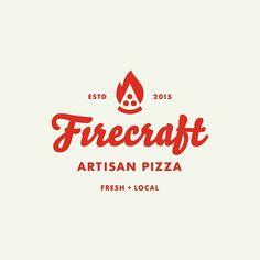 Firecraft Artisan Pizza by @allanpeters