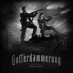 """Trailer do filme """"Gutterdämmerung"""" – e seu elenco de rockstars. #fridom #gutterdammerung #music #rock #volbeat"""