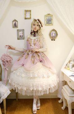 LolitaWardrobe.com — This [-✿-Beautiful Underskirt-✿-] Can Surely...