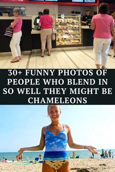 See how impressive these people's chameleon skills are,