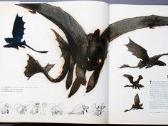 kidpix: Как приручить дракона / Artbook