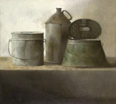 Zink, 2011 by Pieter Jan Knorr on Curiator, the world's biggest collaborative art collection. Still Life Flowers, Still Life Fruit, Brooms And Brushes, Classical Realism, Magic Realism, Hyperrealism, Collaborative Art, Dutch Artists, Country Art