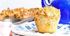 Cucinare con amore: Ořechové muffiny s pomerančem