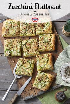 Zucchini, Yummy Food, Yummy Recipes, Bread, Vegan, Baking, Buffet, Snacks, Food