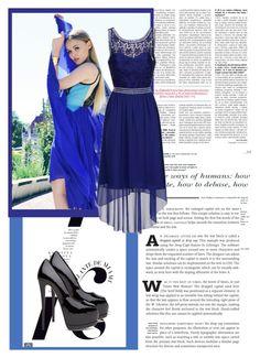 """Fashion"" by hanifasemic ❤ liked on Polyvore featuring мода, KAROLINA и Dorothy Perkins"
