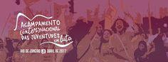 Taís Paranhos: Acampamento Internacional das Juventudes em Luta
