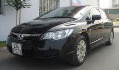 cho thuê xe Honda Civic 4 chỗ giá rẻ nhất/0984448158