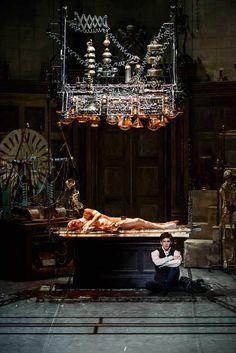 Critics round-up: Liam Scarlett's Frankenstein, The Royal Ballet