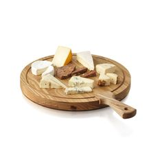 CHEESE BOARD FRIEND L: The stylish oak 'Friends' cheese boards in the Life Collection of Boska a real eye-catcher. The cheese boards are made of European white Oak. With a pure and original design in mind, the cheese boards present the most delicious cheeses really stylish.The cheese boards are available in three different sizes: S,M and L.