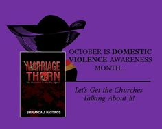 #domestic #violence occurs in the #church. #marriage thorn, a #novel