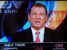 Pablo Tigani: Cristina Fernandez hizo anuncios de nuevos estimul...